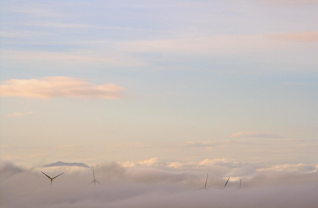 Wind Turbines Ochil Hills