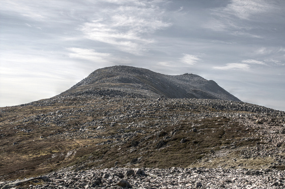 Schiehallion Rocky Ridge