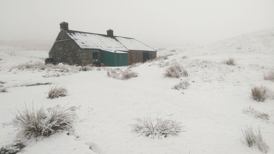 Gorton Mountain Bothy
