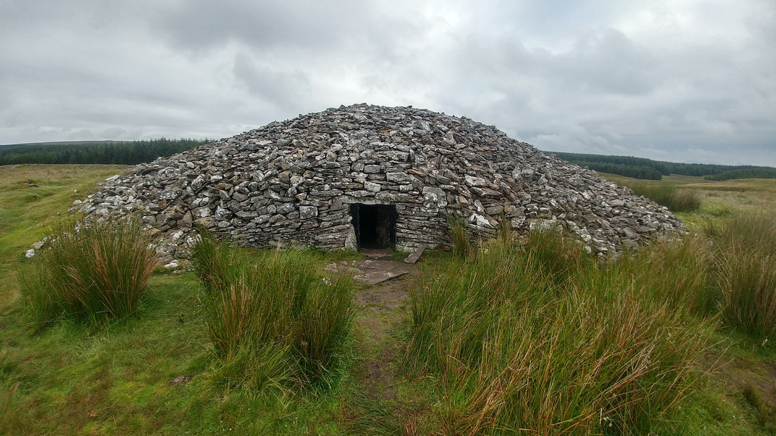 The Round Cairn