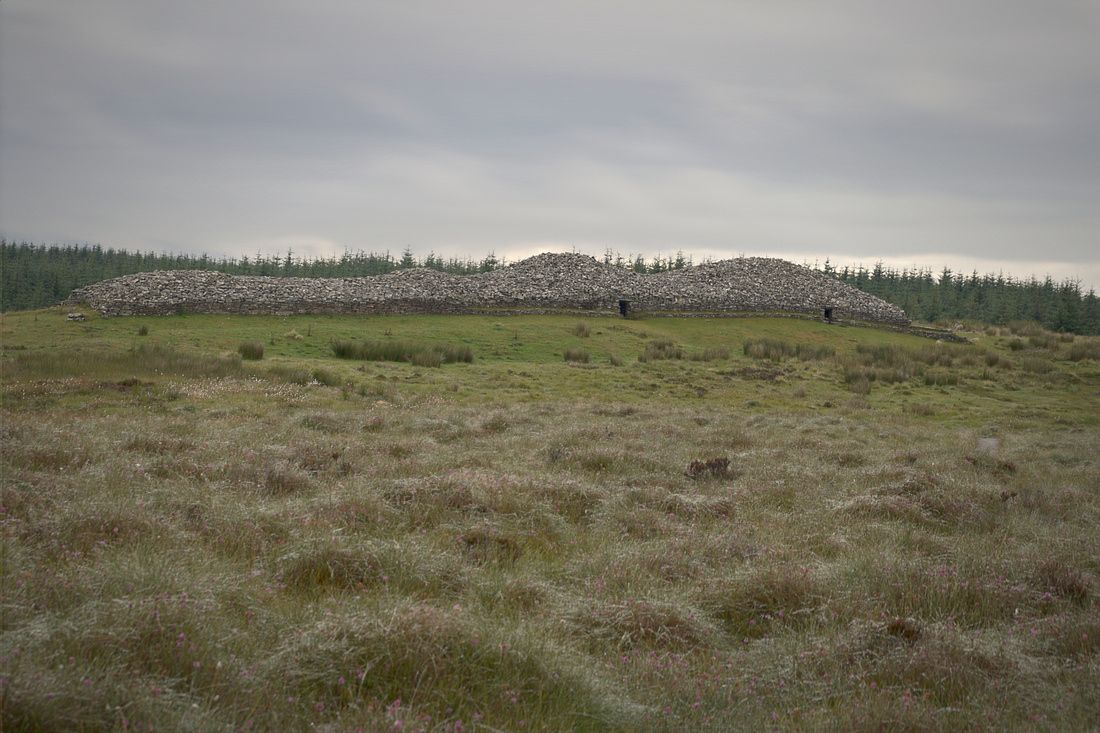 The Long Cairns of Camster