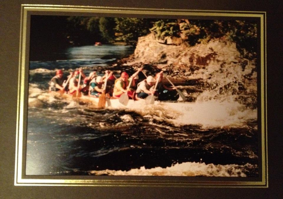 Scottish Raft /racing