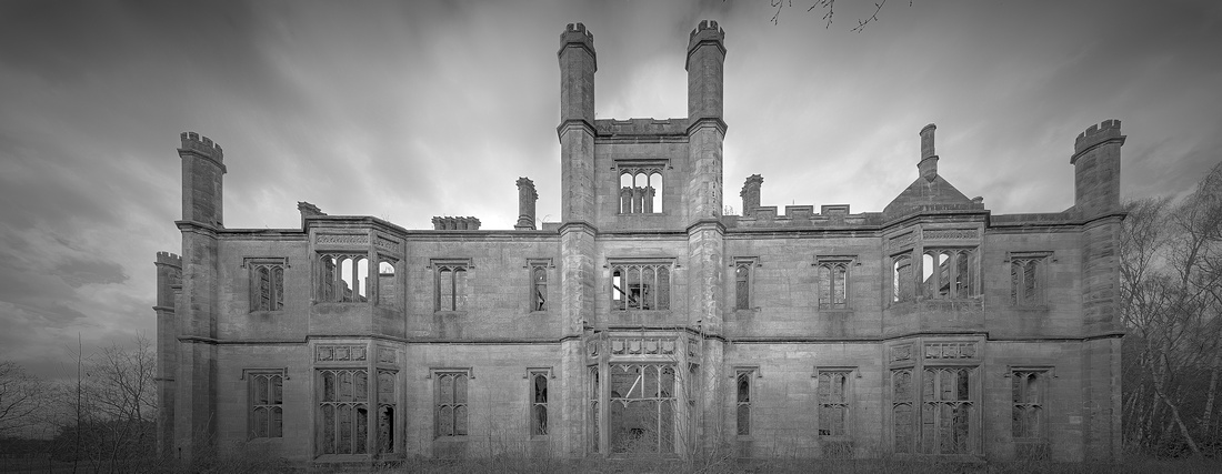 Dunmore House Panoramic