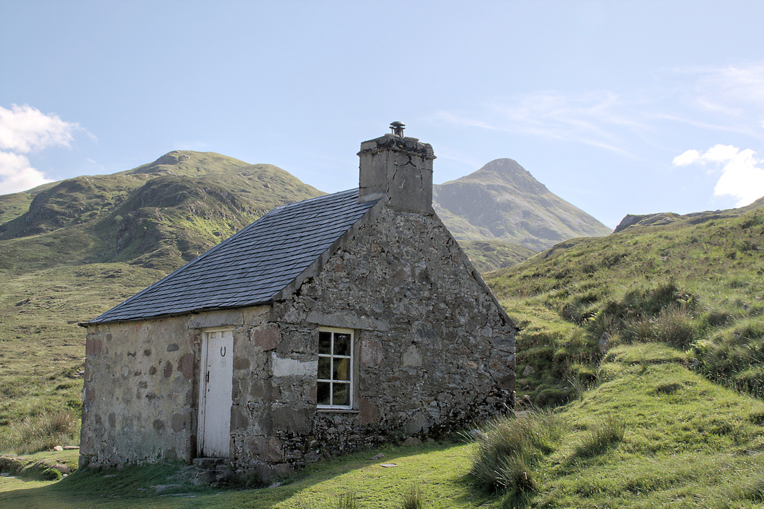 The Lairig Leacach Mountain Bothy