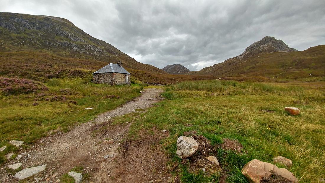 Lairig Leacach Mountain Bothy