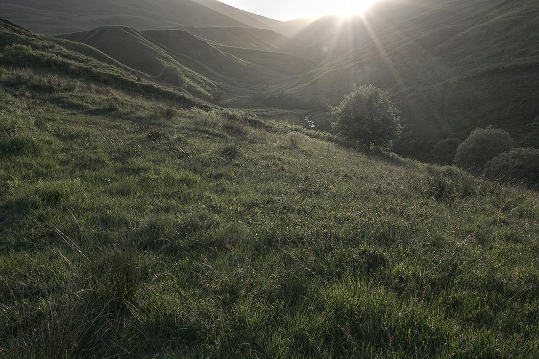 The Glen of Sorrow