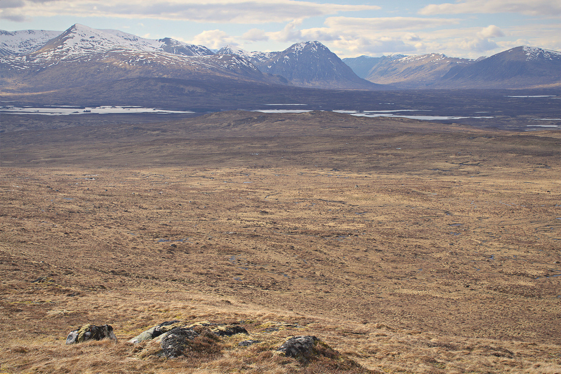 All Alone on Rannoch Moor