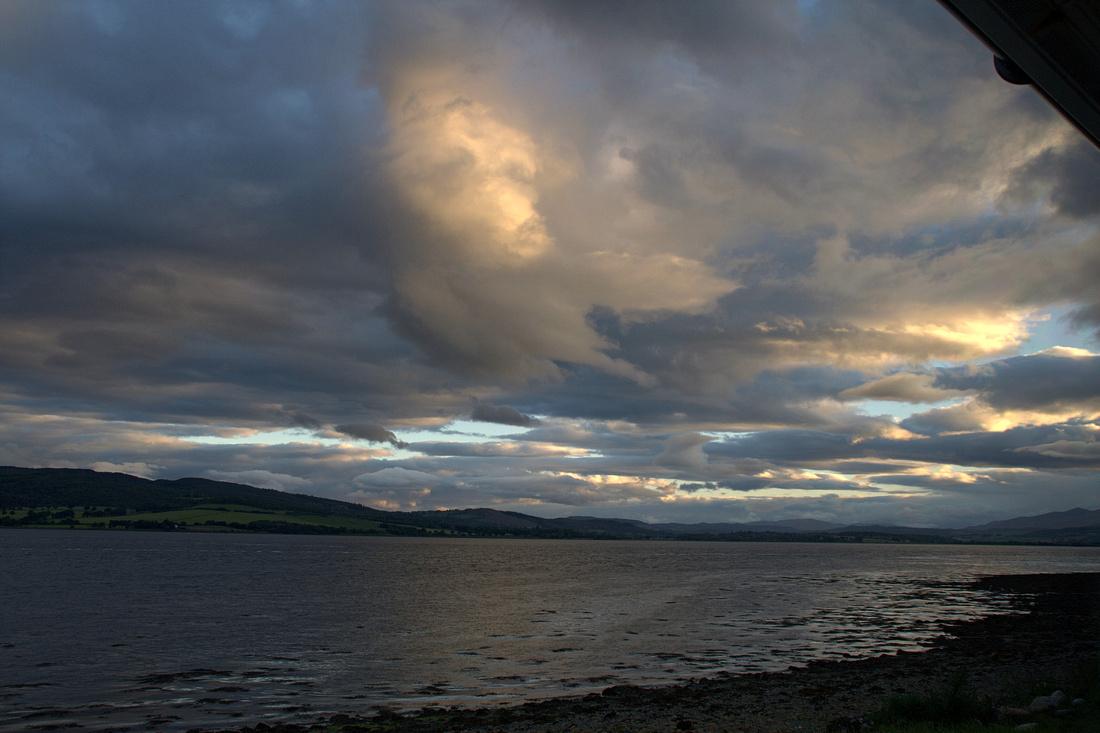 Beauly Firth Sky