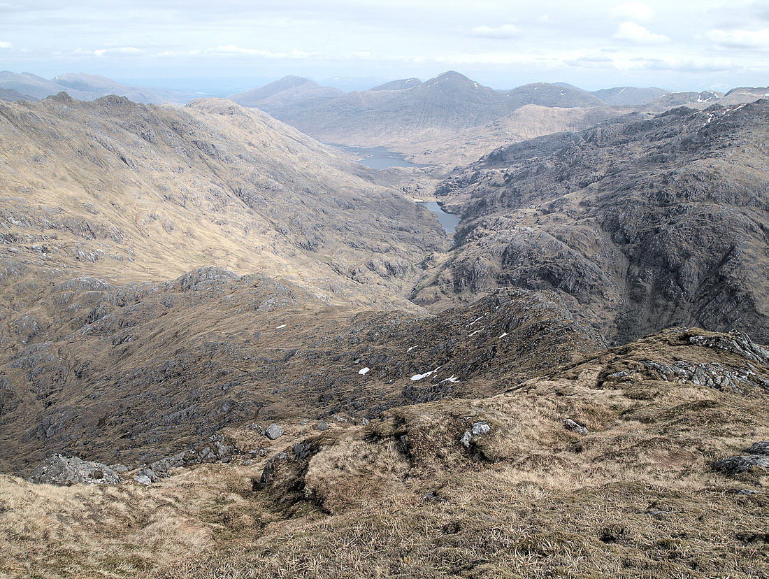The Rough Bounds of Knoydart