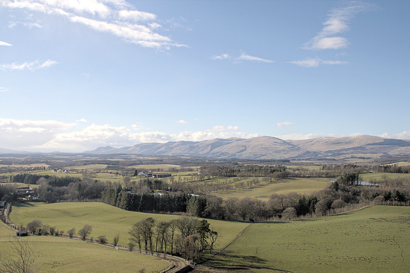 The Ochil Hills